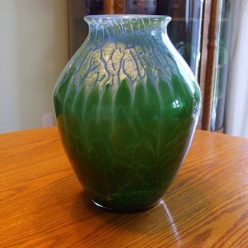 Favorite Loetz Item-Garage Sale Find - Art Glass