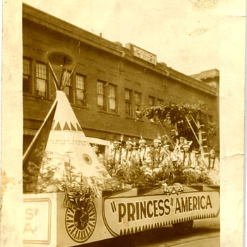 Indian Congress, Spokane 1926 - Native American