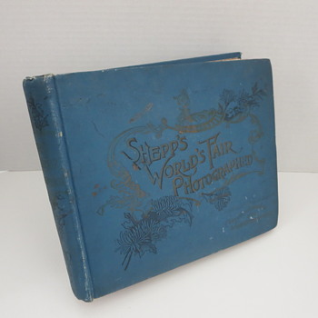 Shepp's World's Fair Photographed - Books