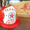 Texaco fire chief helmet