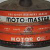 moto-master 2 imp.gal. oil can