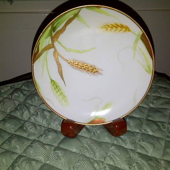 Limoge Saucer - China and Dinnerware