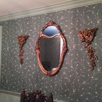 Great Aunt Minnie's mirror?
