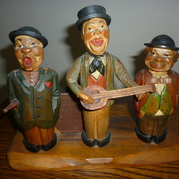 Music box - Folk Art