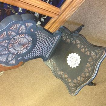 Help IDing Antique Chair - Furniture