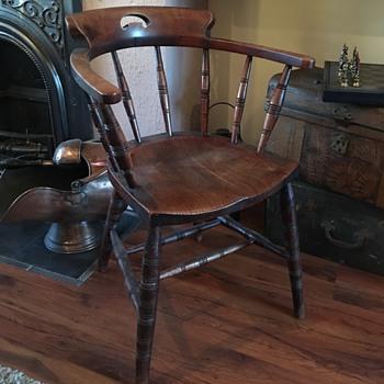 Captains chair  - Furniture