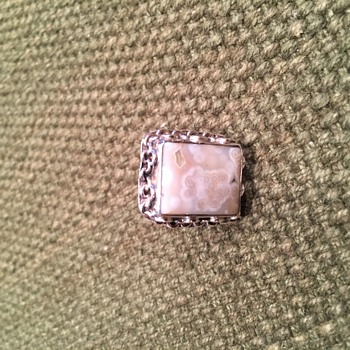 Vintage sterling ring help - Fine Jewelry