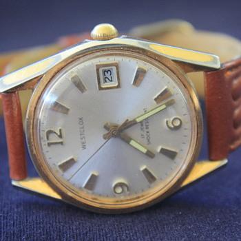 Vintage WESTCLOX Men's Mechanical Hand-Wind Wristwatch, circa 1960s ~ 1970s.  - Wristwatches