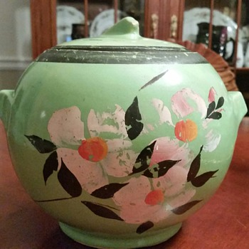 McCoy Cookie Jar c1939-1944 - Art Pottery