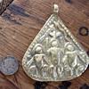 Brass Amulet/Pendant