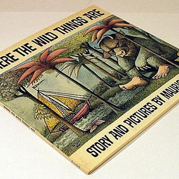 Where The Wild Things Are  - Books