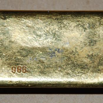 metal item