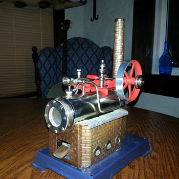 Steam engine - Toys