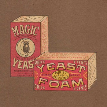 1932 - Magic Yeast Advertisement - Advertising