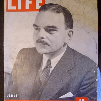 Life Magazine September 18th 1944 - Paper
