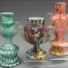 More Bohemian Trophy / Posy Vases
