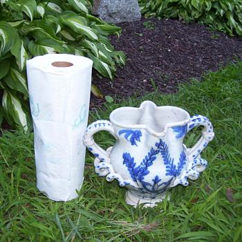 pitcure/ vase ?? - Art Pottery