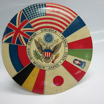 Large Pin-Back International