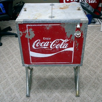 Coca Cola Box...What is it??