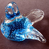 Swedish glass bird