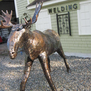 Metal Art - Animals