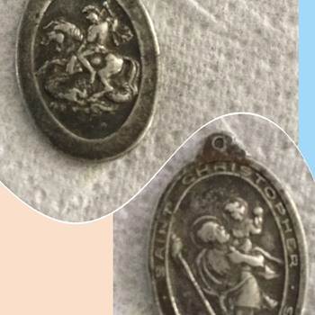 vintage pendants