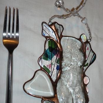 Art Glass Female Torso