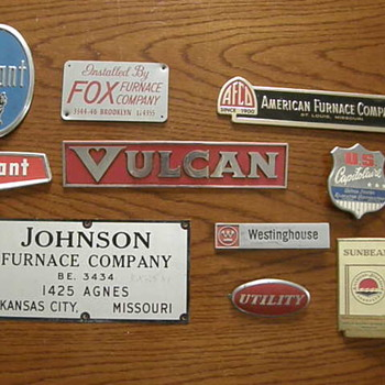 HVAC - Name Tags