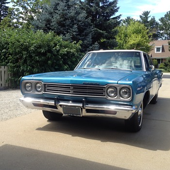 1969 Plymouth Satellite - Classic Cars