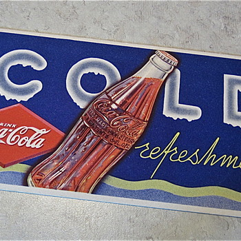 A Few More Coca Cola Blotters - Coca-Cola