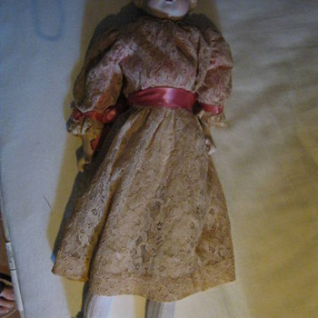 Marie Berger Doll