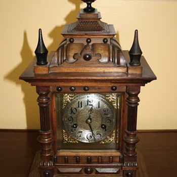 Anyone know about this Ingraham/Wurttemberg clock?