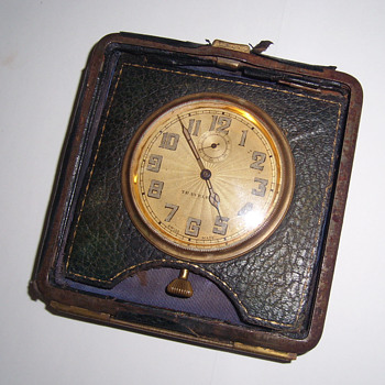 Travel Clock - Travelette, which year made?