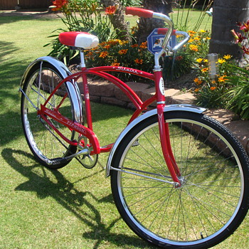 Kevin's 1970 Schwinn Typhoon - Outdoor Sports