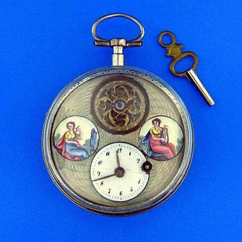 Breguet pocket watch...real or contemporary fake?