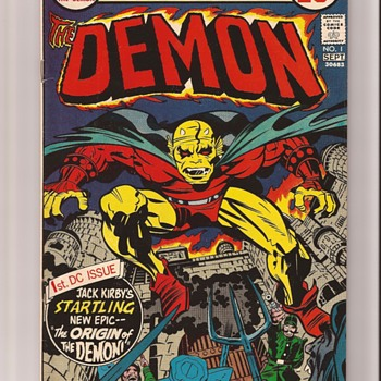 The Demon Etrigan