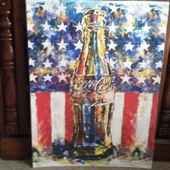 A Coca-Cola Puzzle!
