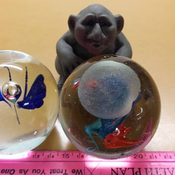Dollar Tree Paperweights