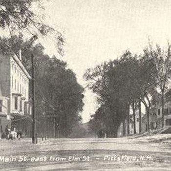 Old postcard from N.H - Postcards