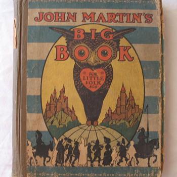 John Martin's Books
