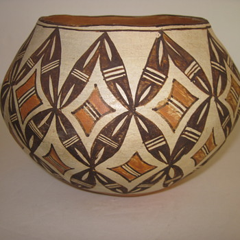 Acoma pottery, possible age??