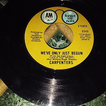 The Carpenters'..... - Records