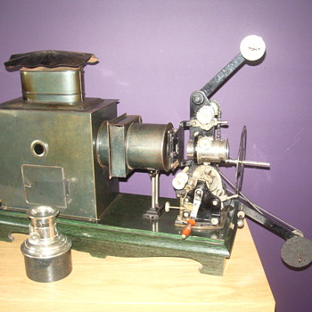 A Bing kinematograph