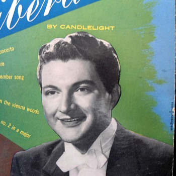 Liberace by Candlelight 1953 - Records