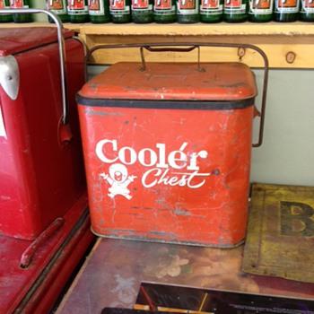 Eskimo Cooler - Advertising