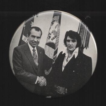 A few Pro Nixon pinback buttons