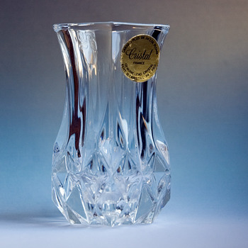 Bud Vase and Toothpick Holder - Glassware