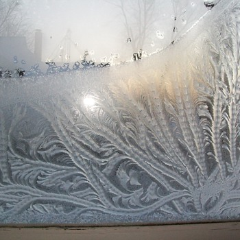 below zero glass art!lol