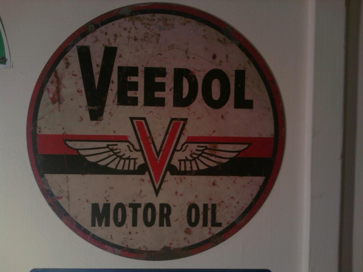 veedol motor oil collectors weekly. Black Bedroom Furniture Sets. Home Design Ideas