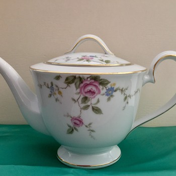 Noritake Teapot - Firenze!